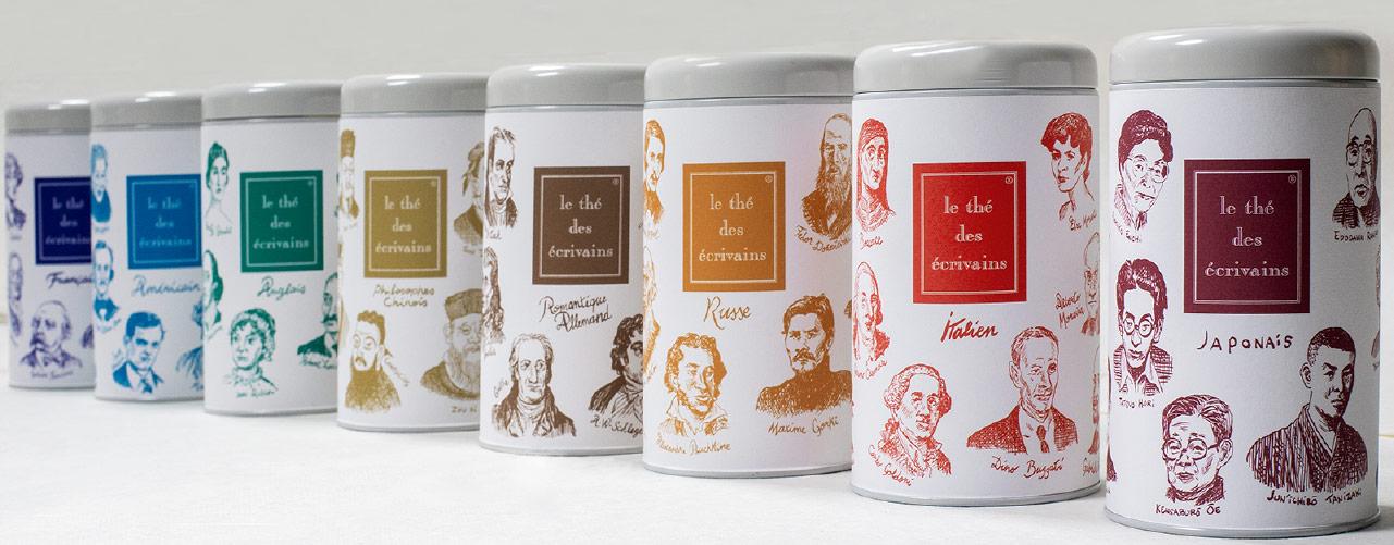 Découvrez notre nouvelle collection de thés